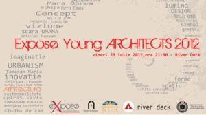 Poster Expose Young Architects 2012